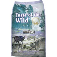 Taste of the Wild Sierra Mountain Grain-Free Dry Dog Food, 30-lb bag