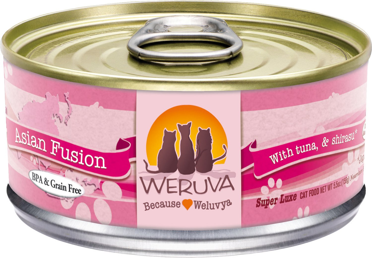 Cat Food Weruva Grain Free
