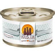 Weruva Grandma's Chicken Soup with Chicken & Pumpkin Grain-Free Canned Cat Food, 3-oz, case of 24