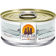 Weruva Grandma's Chicken Soup with Chicken & Pumpkin Grain-Free Canned Cat Food, 5.5-oz, case of 24