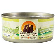 Weruva Outback Grill with Trevally & Barramundi Grain-Free Canned Cat Food, 5.5-oz, case of 24