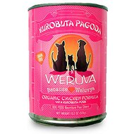 Weruva Kurobuta Pagoda Organic Chicken Formula with Kurobuta Pork Canned Dog Food, 12.8-oz, case of 12