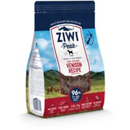 ZiwiPeak Daily-Dog Venison Cuisine Grain-Free Air-Dried Dog Food, 2.2-lb bag
