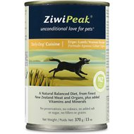 ZiwiPeak Daily-Dog Cuisine Lamb, Venison & Tripe Canned Dog Food, 13-oz, case of 12