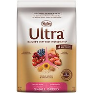 Nutro Ultra Small Breed Adult Dry Dog Food, 15-lb bag