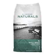 Diamond Naturals Small Breed Adult Lamb & Rice Formula Dry Dog Food, 18-lb bag
