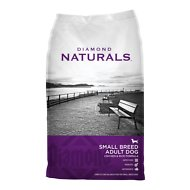 Diamond Naturals Small Breed Adult Chicken & Rice Formula Dry Dog Food, 18-lb bag