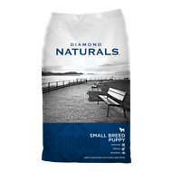 Diamond Naturals Small Breed Puppy Formula Dry Dog Food, 40-lb bag
