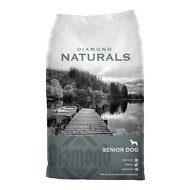 Diamond Naturals Senior Formula Dry Dog Food, 35-lb bag