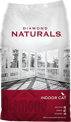 4. Diamond Naturals Indoor Formula