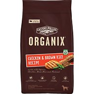 Castor & Pollux Organix Chicken & Brown Rice Recipe Adult Dry Dog Food, 25-lb bag