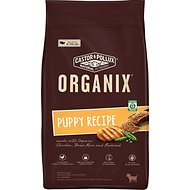 Castor & Pollux Organix Puppy Recipe with Chicken, Brown Rice and Flaxseed Dry Dog Food, 14.5-lb bag