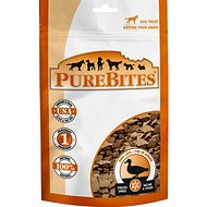 PureBites Duck Freeze-Dried Dog Treats, 2.6-oz bag
