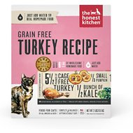 The Honest Kitchen Grace Grain-Free Dehydrated Cat Food, 2-lb box
