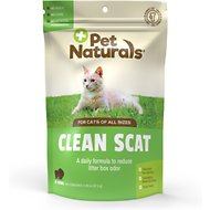 Pet Naturals of Vermont Clean Scat Chews, 2.4-oz bag, 45 count