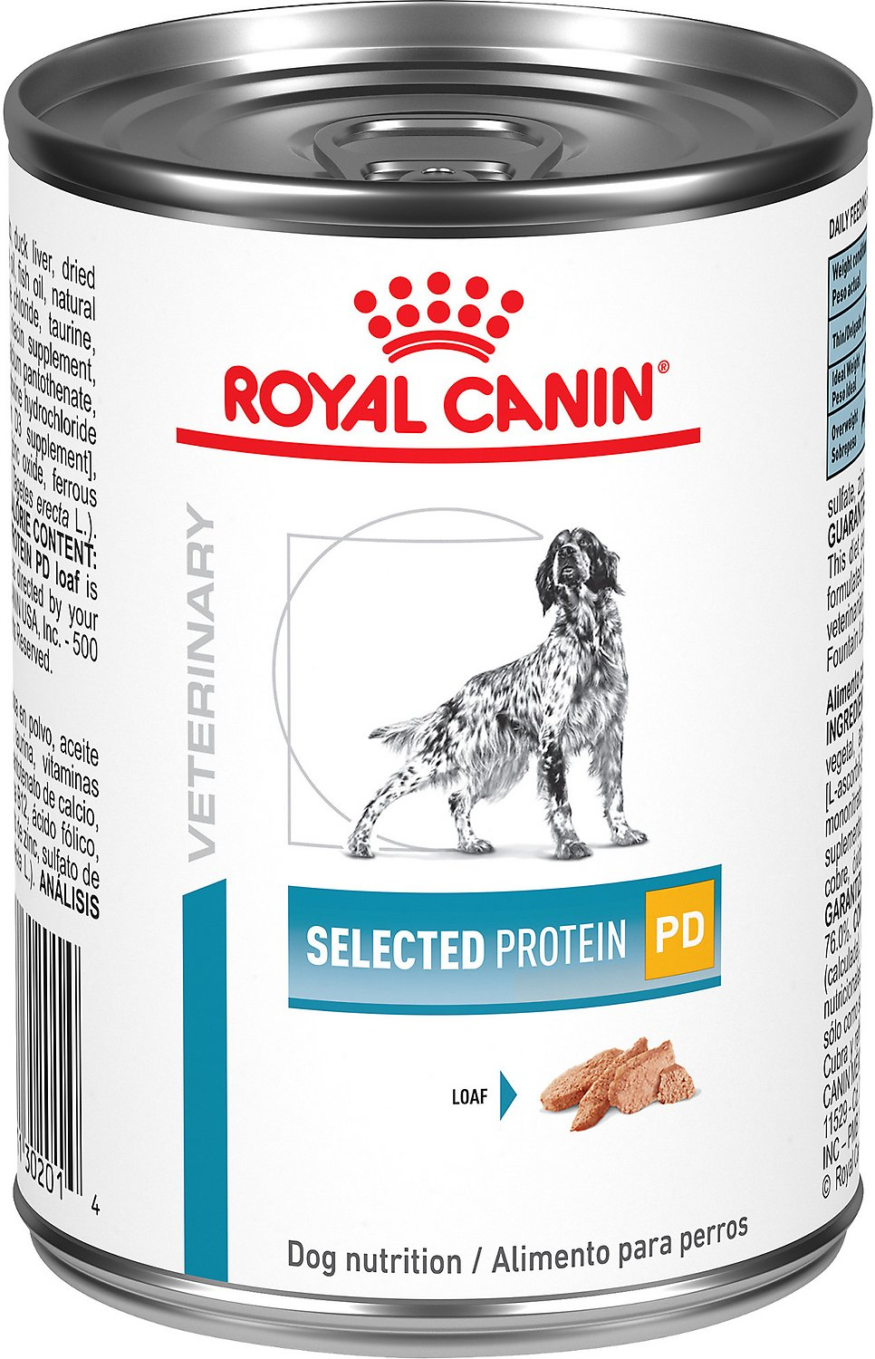 royal canin veterinary diet selected protein adult pd canned dog food 13 6 oz case of 24. Black Bedroom Furniture Sets. Home Design Ideas