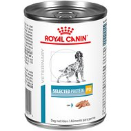 Royal Canin Veterinary Diet Selected Protein Adult PD Canned Dog Food, 13.6-oz, case of 24