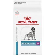Royal Canin Veterinary Diet Selected Protein Adult PV Dry Dog Food, 25-lb bag