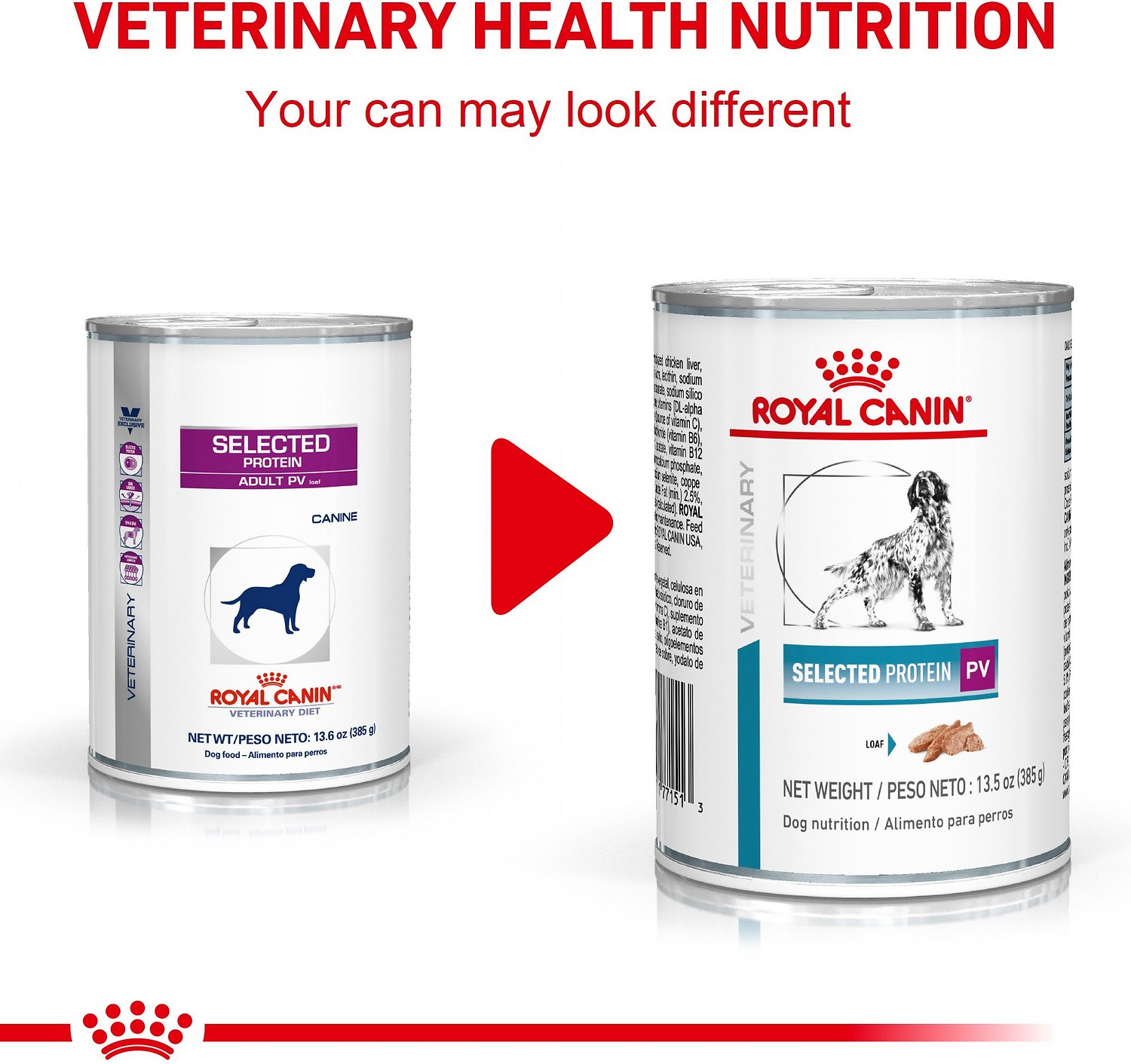 Royal Canin Prescription Pv Dog Food