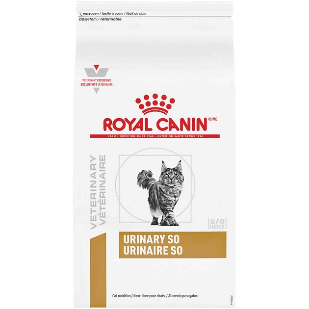 royal canin veterinary diet urinary so dry cat food 17 6. Black Bedroom Furniture Sets. Home Design Ideas