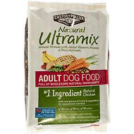 Castor & Pollux Natural Ultramix Adult Dry Dog Food, 30-lb bag