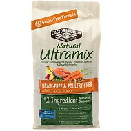 Castor & Pollux Natural Ultramix Salmon Grain-Free & Poultry-Free Adult Dry Dog Food, 5.5-lb bag