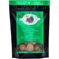 Fromm Four-Star Nutritionals Grain-Free Lamb with Cranberry Recipe Dog Treats, 8-oz bag