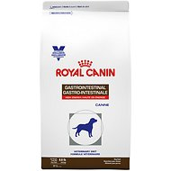 Royal Canin Veterinary Diet Gastrointestinal High Energy HE Dry Dog Food, 22-lb bag