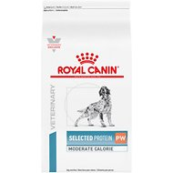 Royal Canin Veterinary Diet Selected Protein Adult PW Moderate Calorie Dry Dog Food, 24.2-lb bag