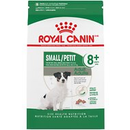 Royal Canin Mini Mature +8 Dry Dog Food, 13-lb bag
