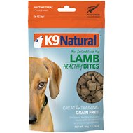 K9 Natural Lamb Raw Freeze-Dried Dog Treats, 1.76-oz bag