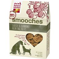 The Honest Kitchen Smooches Chicken & Cranberry Recipe Dog Treats, 16-oz bag