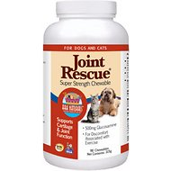 Ark Naturals Joint Rescue Super Strength Chewables Dog & Cat Supplement, 90 count