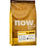 Now Fresh Grain-Free Puppy Recipe Dry Dog Food, 6-lb bag