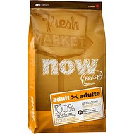 Now Fresh Grain-Free Adult Recipe Dry Dog Food, 25-lb bag