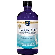 Nordic Naturals Omega-3 Dog Supplement, Large/X-Large breed dogs, 16-oz bottle
