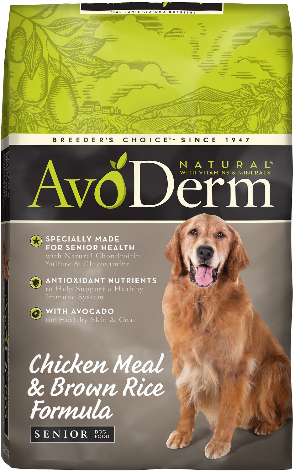 Avoderm Puppy Food Reviews