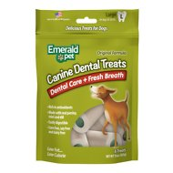 Smart n' Tasty Canine Dental Treats Fresh Breath Formula Dog Treats, Large