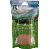 ChurpiChews Natural Himalayan Dog Treats, Jumbo, 1 count