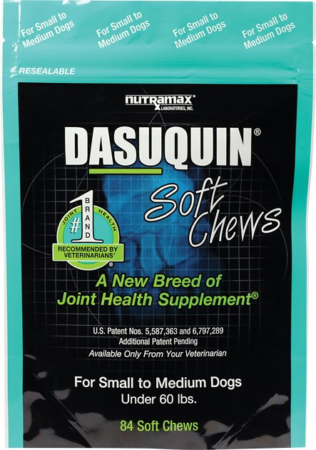 Nutramax Dasuquin Joint Health Small Medium Dog Supplement