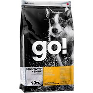 Go! Sensitivity + Shine Duck Recipe Dry Dog Food, 25-lb bag