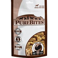PureBites Turkey Breast Freeze-Dried Dog Treats, 2.47-oz bag