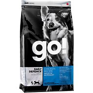 Go! Daily Defence Chicken Recipe Dry Dog Food, 25-lb bag