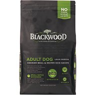 Blackwood Chicken Meal & Rice Recipe Lean Diet Adult Dry Dog Food, 30-lb bag