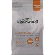 Blackwood Lamb Meal & Brown Rice Recipe Sensitive Skin & Stomach Formula Dry Dog Food, 15-lb bag