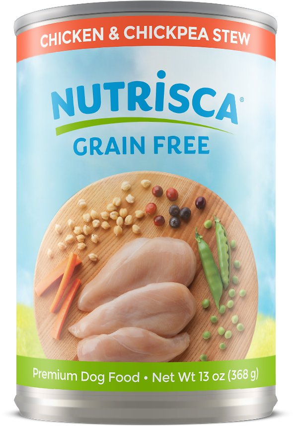 Canned Dog Food Without Wheat
