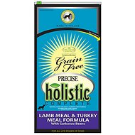 Precise Holistic Complete Lamb Meal, Turkey Meal & Garbanzo Bean Formula Grain-Free Dry Dog Food, 26-lb bag