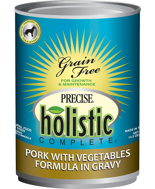 Precise Canned Dog Food Reviews