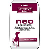 HI-TOR Veterinary Select Neo Diet Dry Dog Food, 20-lb bag