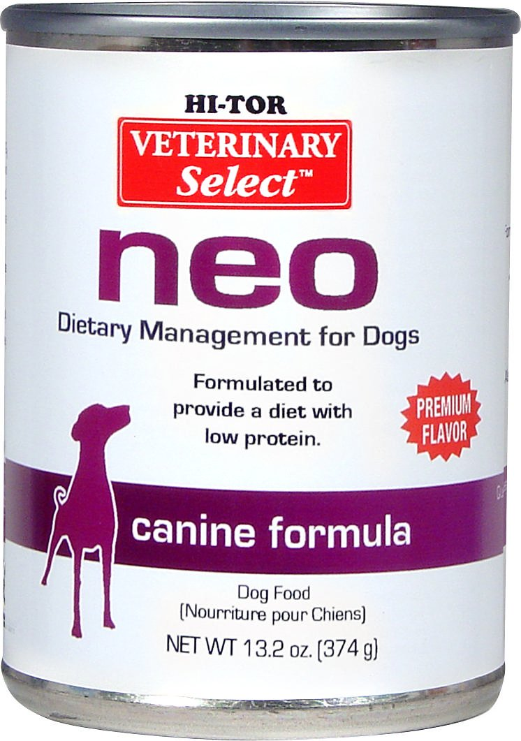 Reviews Of Hi Tor Veterinary Select Neo Diet Canned Dog Food